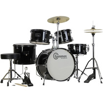 Bateria Gammon Percussion Gammon 5piece Hardware Cymbals