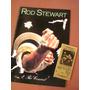 Rod Stewart - Programa & Ticket Entrada 1976 Tour
