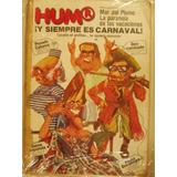 Revista Humor N 52 Mar Del Plomo Paranoia En La Plata