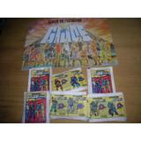 100 Sobres Figurita Gijoe Mas Album