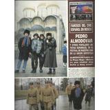 Hola De España Pedro Almodovar Festivao De Cine Union Soviet