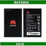 Bateria Huawei Y210 Y321 G510 Hb4w1 3,7v 1700 Mah Original
