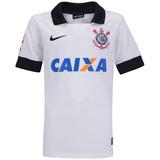 Camisa Nike Corinthians 2013 - Infantil S/n Tam. Gg