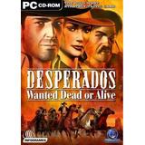 Desperados: Wanted Dead Or Alive Pc Com 1 Brinde!