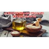 Aceite De Sesamo Italiano 125ml Antiage Humect Caba Belgrano