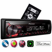 Mp3 Player Pioneer Mvh-x198ui Media Receiver Linha 2016 2017