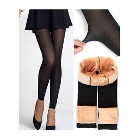 Calza Forrada Efecto Panty (pack 4 Unid)*envio Gratis*