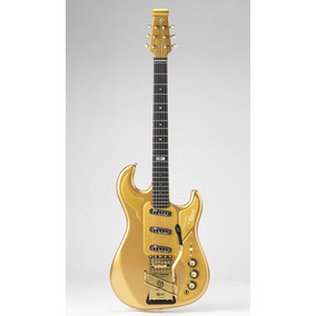 Guitarra Burns Gold Dream Solo 50 Hechas - Hank Marvin