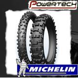 Cubierta Michelin Ac 10 110 / 100 - 18 Tacos Cross Tornado