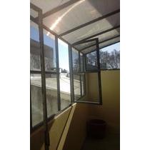Cerramiento Malla De Hierro - Ventanas, Techos, Balcones --