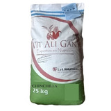 Alimento Balanceado Vitaligan Para Chinchillas X 25 Kg.