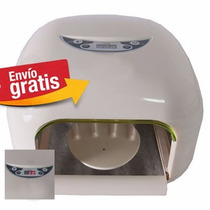 Lampara Uv De 36 Watts Digital Con Ventilador Gelish Uñas