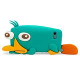 Forro Perry El Ornitorrinco Iphone 5