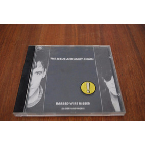 The Jesus & Mary Chain - Barbed Wire Kisses Cd Import Usado
