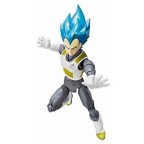 Dragon Ball Super Saiyan God Vegeta S.h.figuarts Bandai
