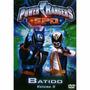 Dvd Power Ranger Spd Batido Vol 5 - Original Novo Lacrado