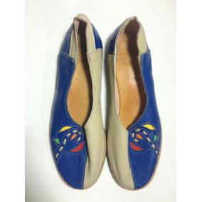 Sapato Couro Maria Bonita 37