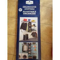 Organizador Ajustable Tipo Closet Members Mark Con Repisas