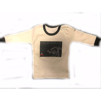 Remeras Bb Estampa Rock Punk Moda Diseño Talle 3 Bebe