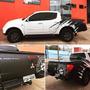 Kit Adesivos P/ Caminhonetes Mitsubishi L200 Triton