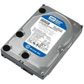 Western Digital Blue 500 Gb Sata 7200rpm 16mb Como Nuevo