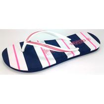 Capa De Ozono Sandalias Para Mujer 31622-1 Blanco Fiusha 2-6
