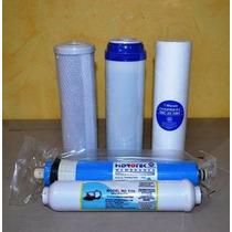 Kit Repuestos Osmosis Inversa 6 Etapas Uv