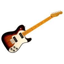 Guitarra Electrica Fender Thinline Telecaster Deluxe Envios