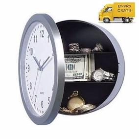 Reloj De Seguridad Para Pared Con 3 Compartimentos Secretos