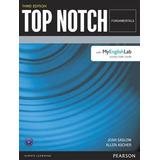 Top Notch Fundamentals Student Book With Myenglishlab Joan