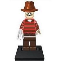 The Nightmare Freddy Krueger A Hora Do Pesadelo Lego Similar