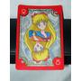 Sailor Venus Carta Tarjeta Sailor Moon