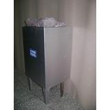 Calefactor Para Sauna En Acero Inoxidable 6kw