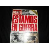 Revista Gente.estamos En Guerra.,nºextraordinario Malvinas