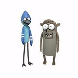 Boneco Mordecai E Rigby Apenas Um Show Original Lacrado :)