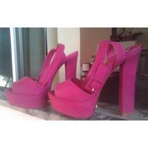 Sandália Da Schutz Pink Poderosa !
