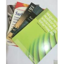 Livro Segurança E Auditoria Em Sistemas De Informação E + 4