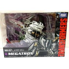 Transformers Megatron Mb-03 Takara 10 Aniversario Voyager