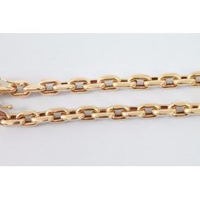Cordão Modelo Cartier (oco) Em Ouro 18k 10gr.