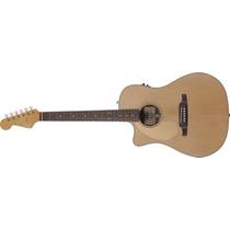 Violao Fender 096 8605 Sonoran Sce Lh Canhoto 021 Natural
