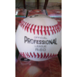 Pelotas De Beisbol Rudak R-60 Profesional