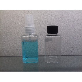 Envase 60 Cc Pulverizador Time Esencias Perfumes Cubo Body