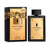 Antonio Banderas The Golden Secret 200ml Perfume 79169 / F