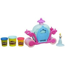 Play-doh Mágico Carruaje Con Disney Princess Cinderella