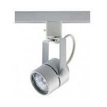 Kit Trilho + 5 Spots Gu10 + 5 Lampadas - Branco - 3000k