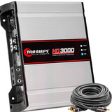 Módulo Amplificador Taramps 3000w Rms Hd3000 Digital 1 Ch