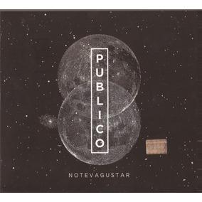 No Te Va A Gustar - Publico - Cd + Dvd Original Y Sellado