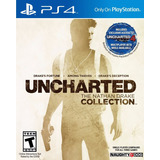 Uncharted The Nathan Drake Collection Ps4 Esp Domicilio
