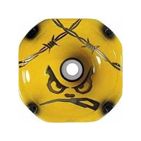 Corneta Curta 1450 Fiamon Grafitada Bravo Amarelo