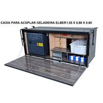 Caixa De Cozinha Caibi P/ Geladeira Maxiclima Ou Resfriar